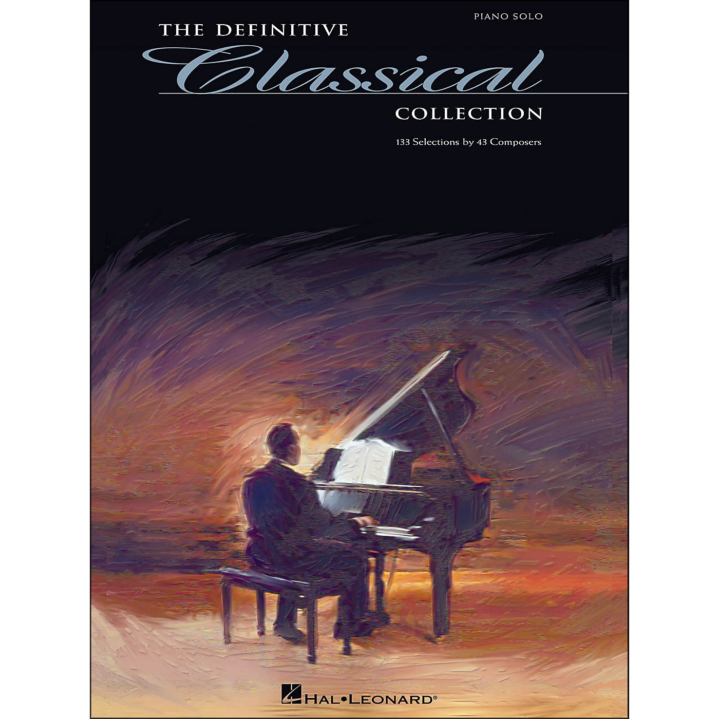 Hal Leonard Definitive Classical Collection for Piano Solo thumbnail