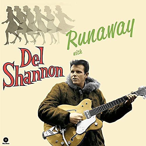Alliance Del Shannon - Runaway with Del Shannon + 4 Bonus Tracks thumbnail