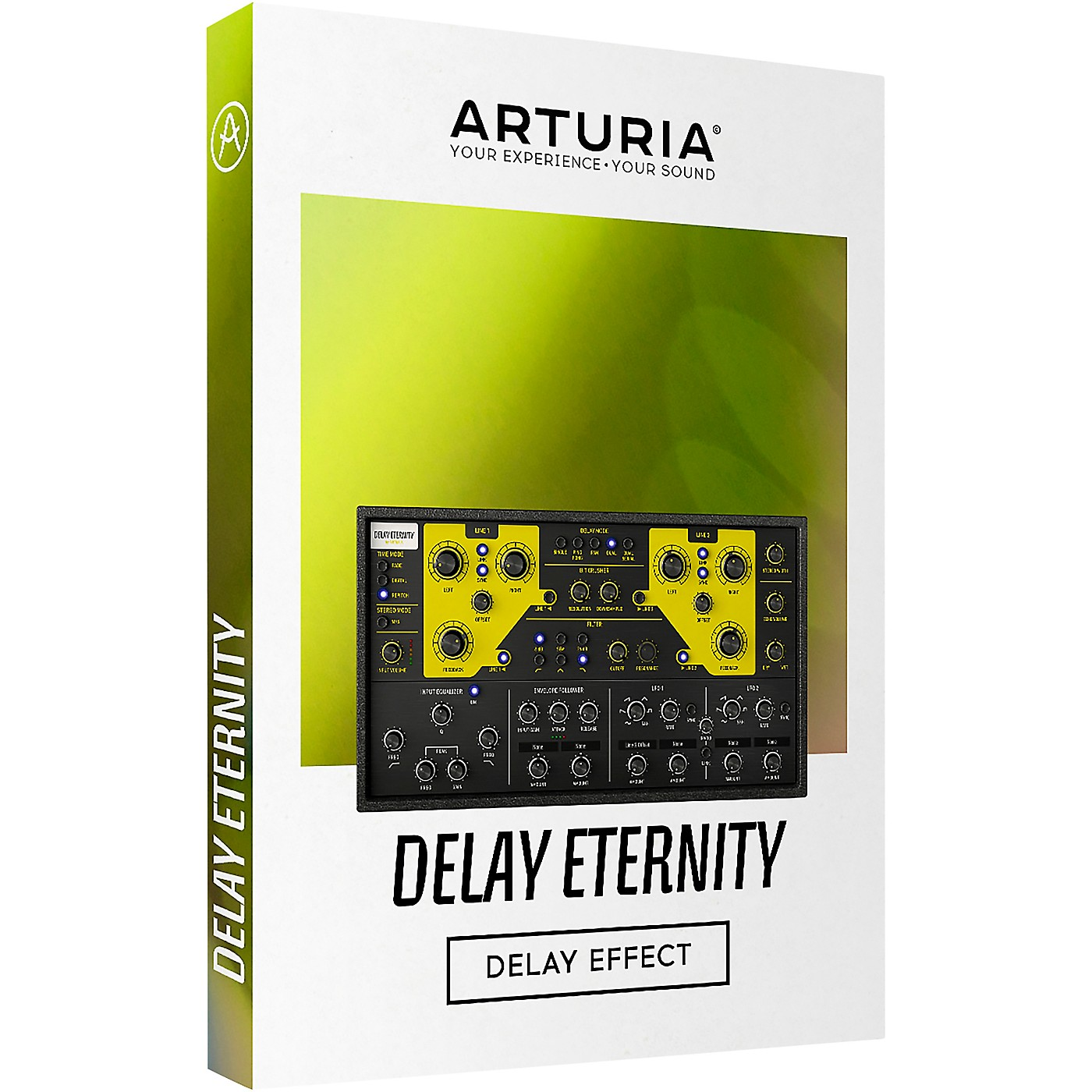 Arturia Delay Eternity (Software Download) thumbnail