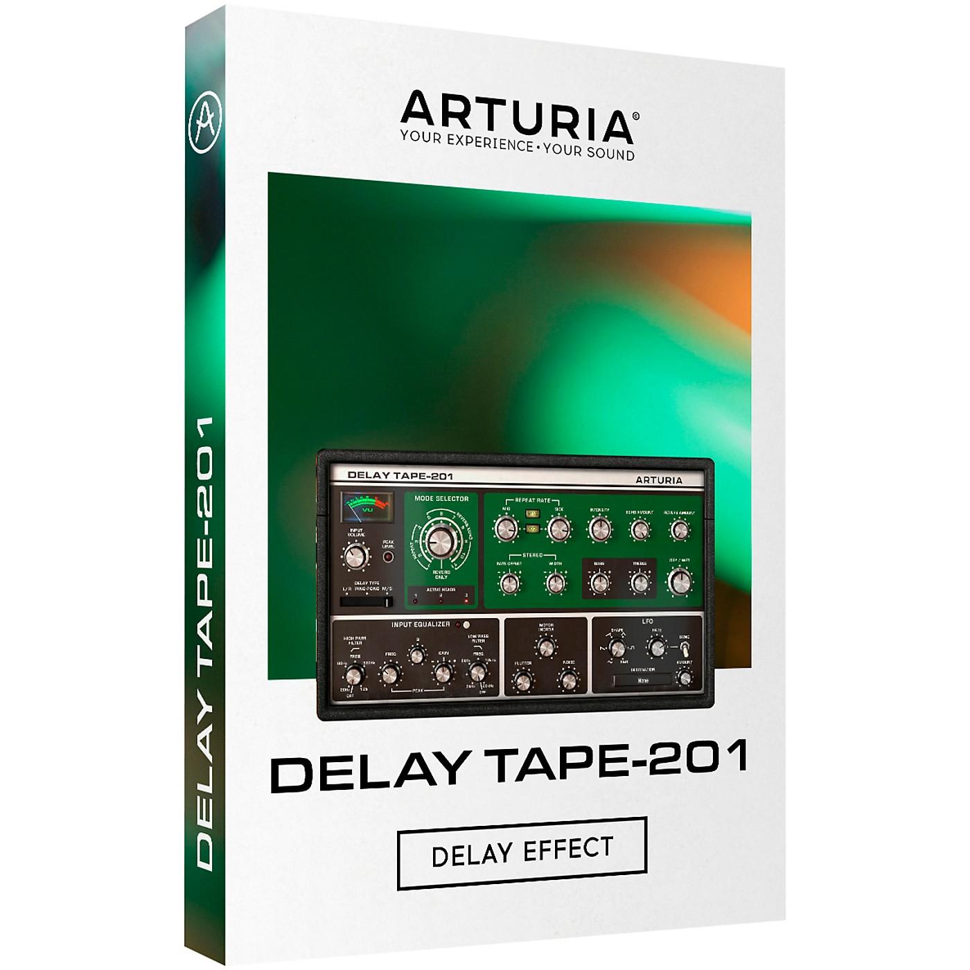 Arturia Delay TAPE-201 (Software Download) thumbnail