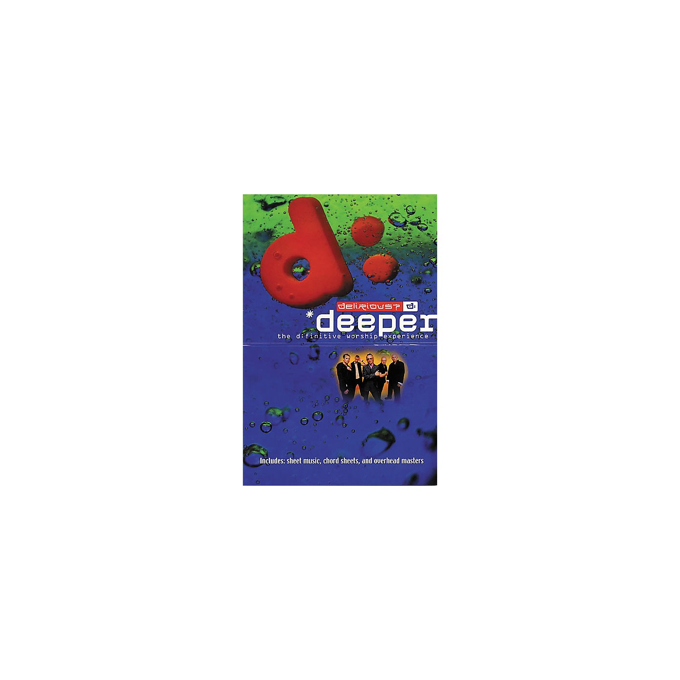 Worship Together Delirious? - Deeper Book thumbnail