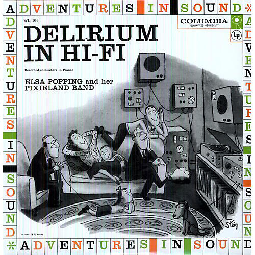 Alliance Delirium In Hi-Fi - Elsa Popping and Her Pixieland Band thumbnail