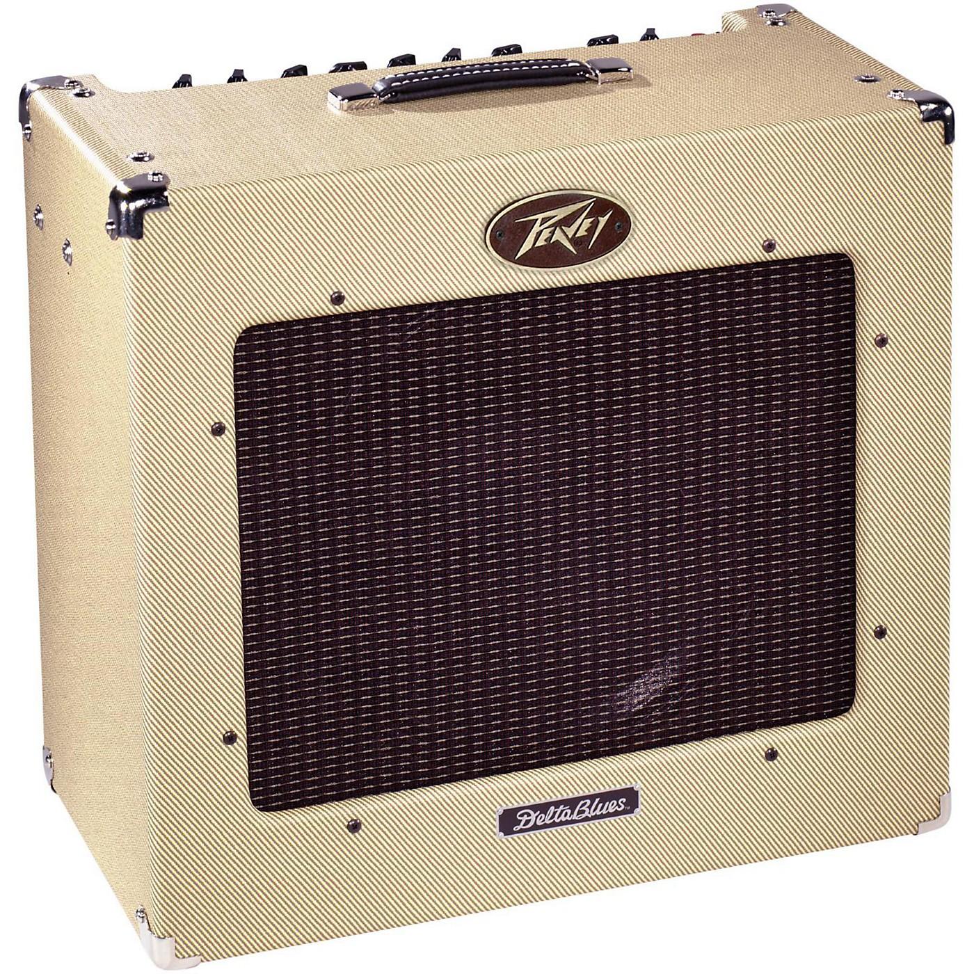 Peavey Delta Blues 30W 1x15 Tube Combo Guitar Amp thumbnail