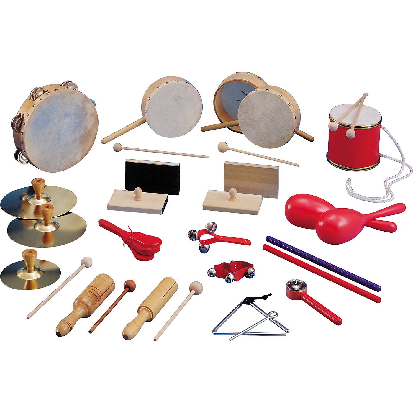 Trophy Deluxe 15-Player Rhythm Band Set thumbnail