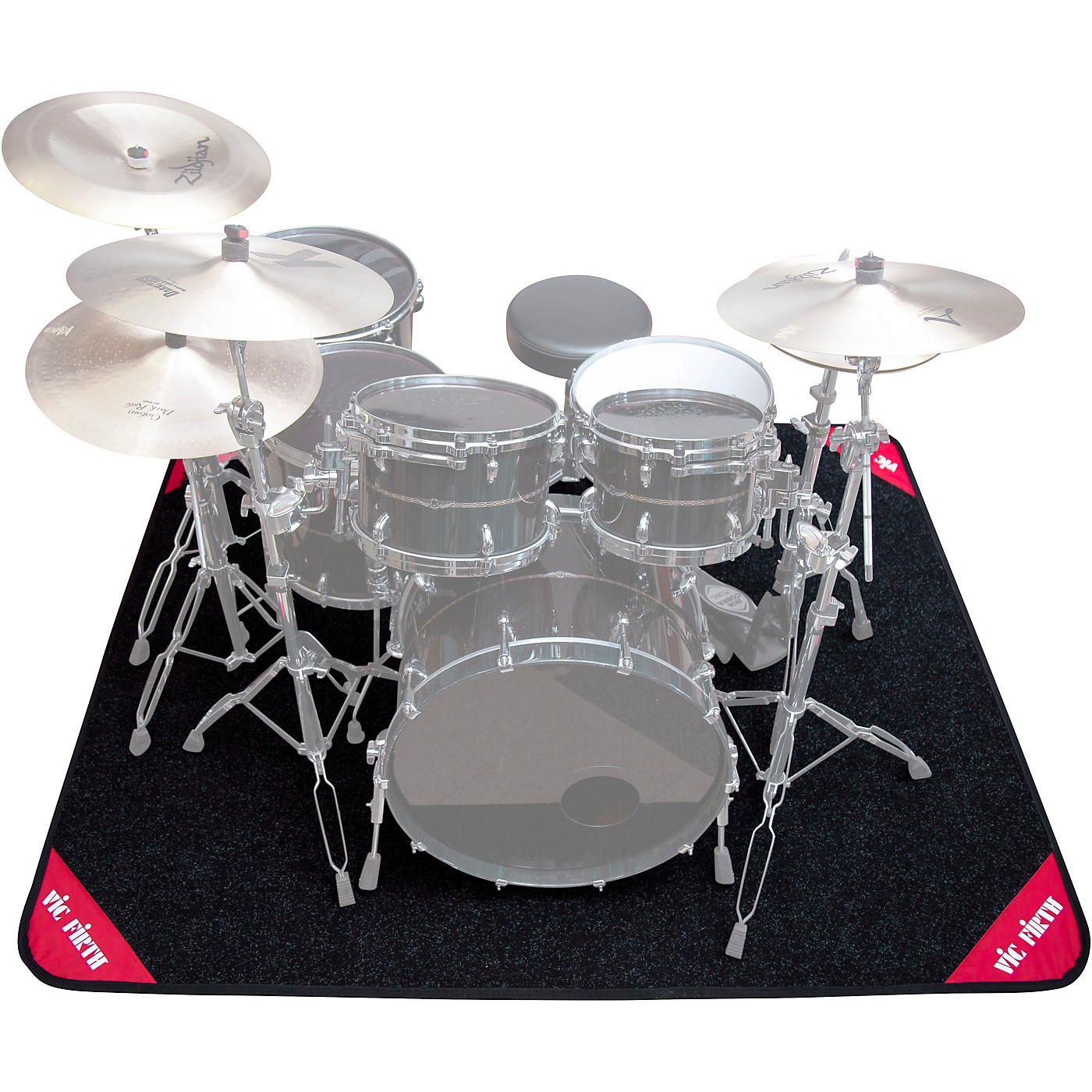 Vic Firth Deluxe Drum Rug thumbnail