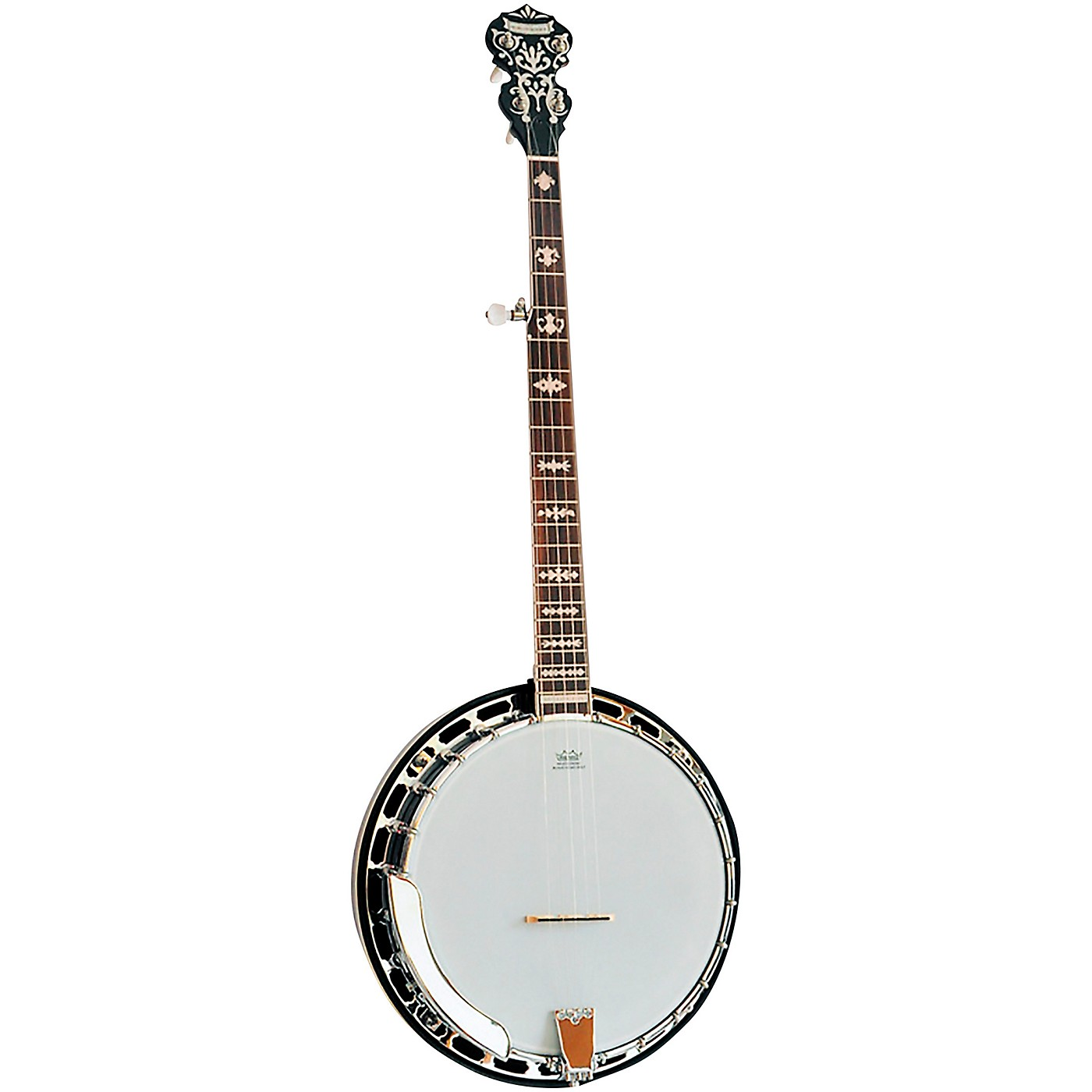 Morgan Monroe Deluxe Duelington Banjo with Maple Resonator With High Gloss Finish thumbnail