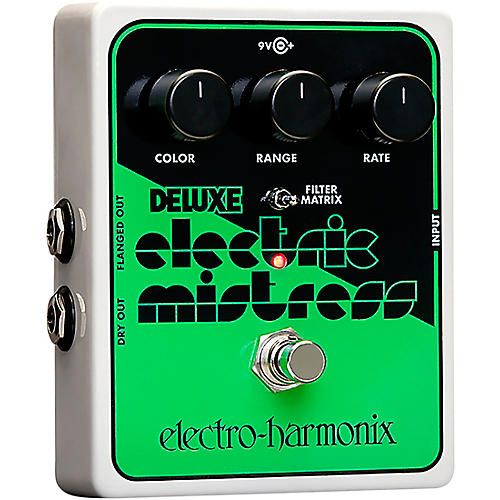 Electro-Harmonix Deluxe Electric Mistress XO Flanger Guitar Effects Pedal thumbnail