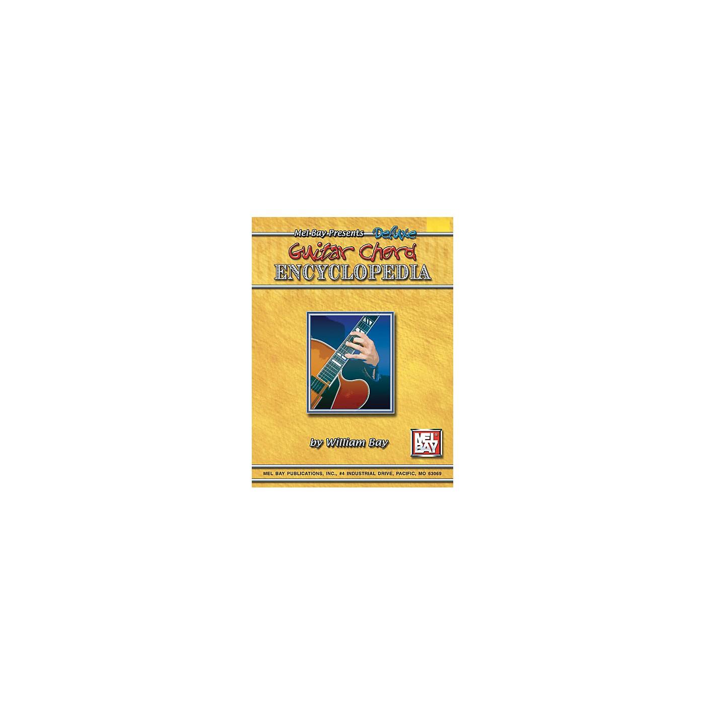 Mel Bay Deluxe Guitar Chord Encyclopedia thumbnail