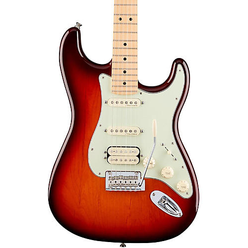 Fender Deluxe HSS Stratocaster with Maple Fingerboard thumbnail