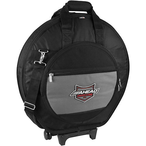 Ahead Armor Cases Deluxe Heavy Duty Cymbal Case with Wheels thumbnail