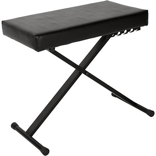 Musician's Gear Deluxe Keyboard Bench-thumbnail