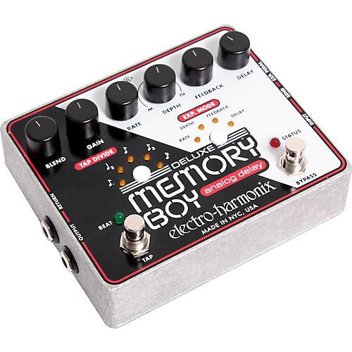 Electro-Harmonix Deluxe Memory Boy Delay Guitar Effects Pedal thumbnail