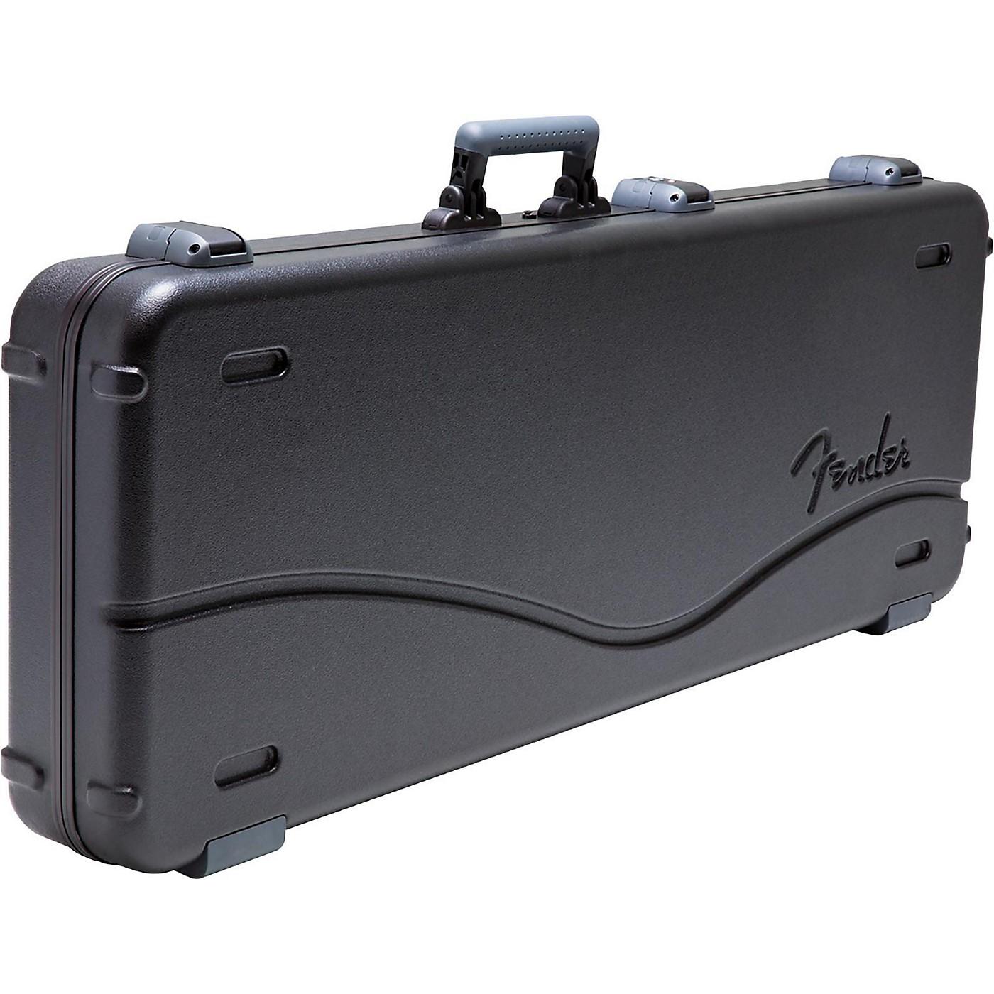 Fender Deluxe Molded ABS Jaguar/Jazzmaster Guitar Case thumbnail