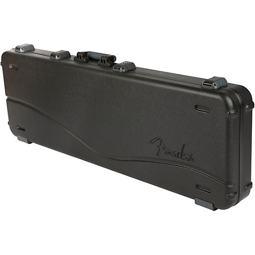 Fender Deluxe Molded ABS Left-Handed P/J Bass Guitar Case thumbnail