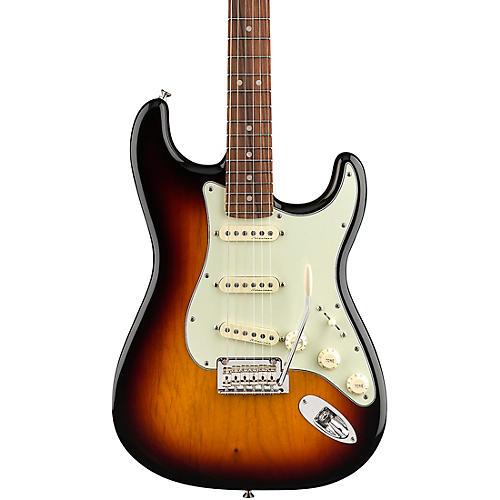 Fender Deluxe Roadhouse Stratocaster Pau Ferro Fingerboard thumbnail