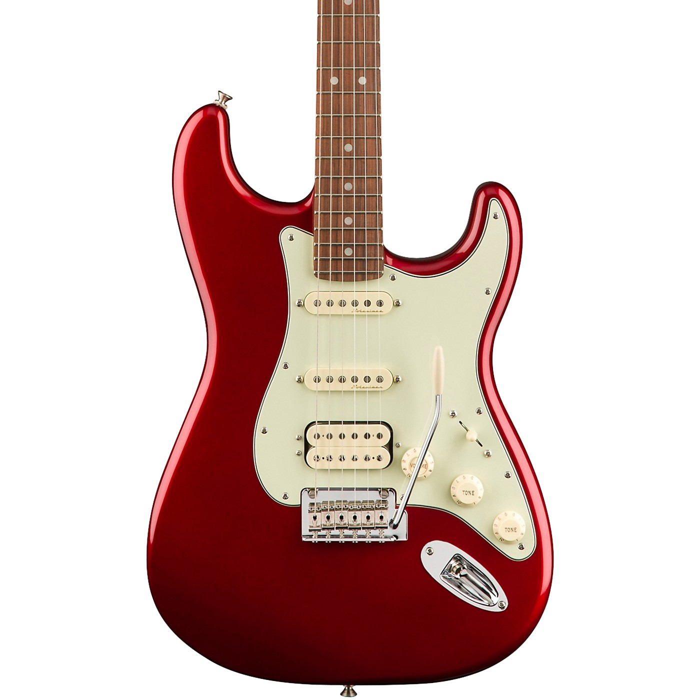 Fender Deluxe Stratocaster HSS Pau Ferro Fingerboard thumbnail
