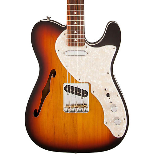 Fender Deluxe Telecaster Thinline Electric Guitar thumbnail