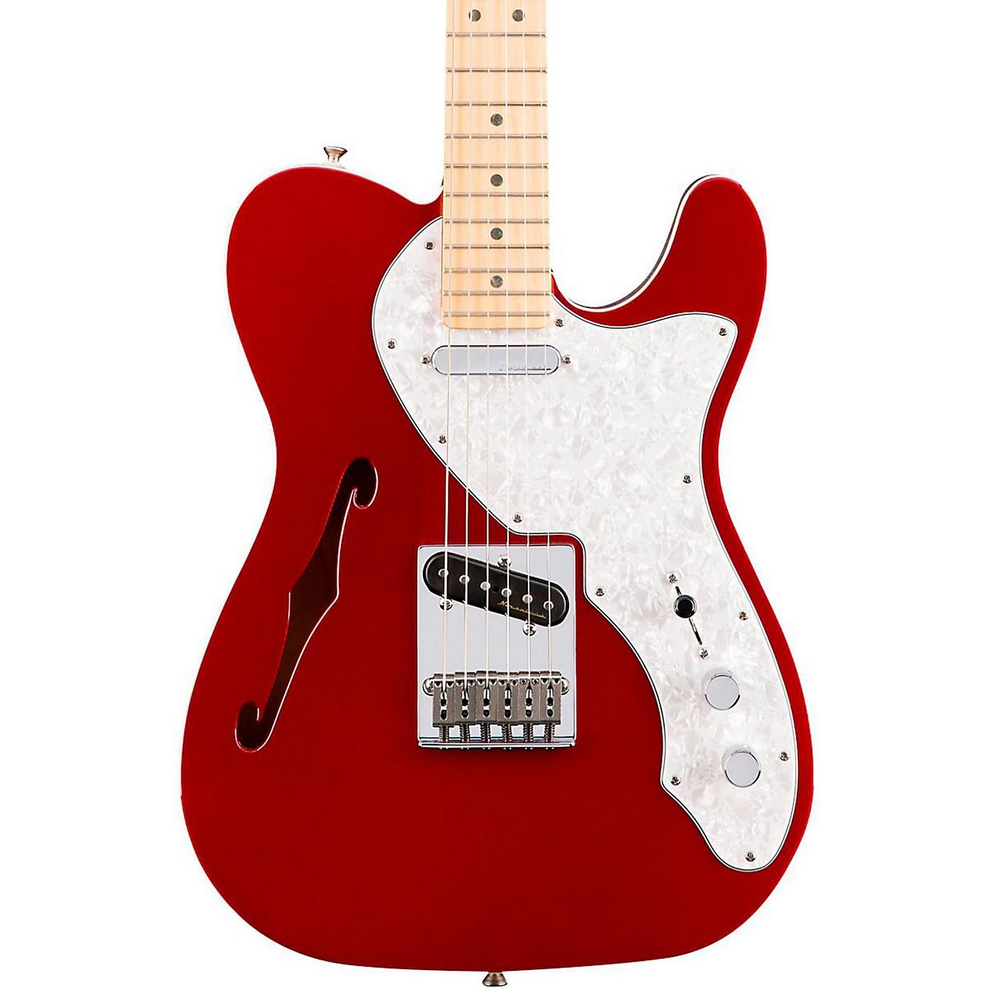Fender Deluxe Thinline Telecaster Maple Fingerboard thumbnail