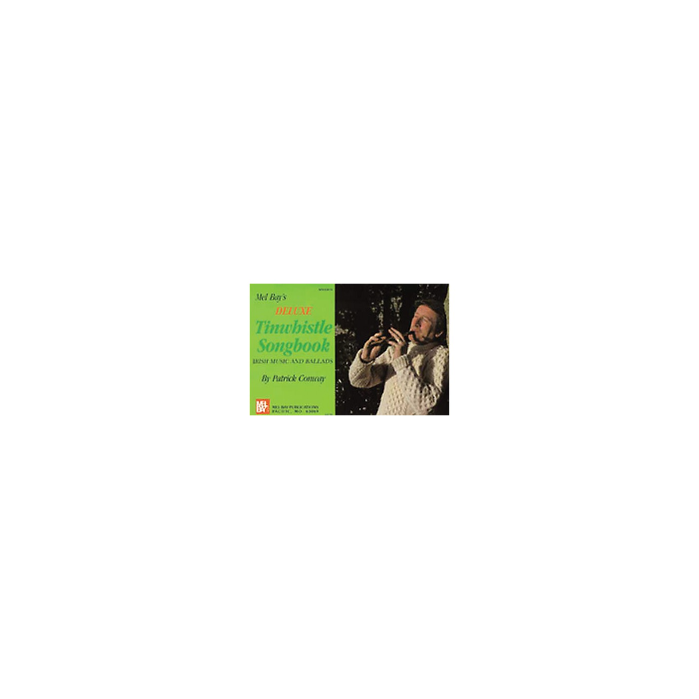 Mel Bay Deluxe Tin Whistle Songbook thumbnail