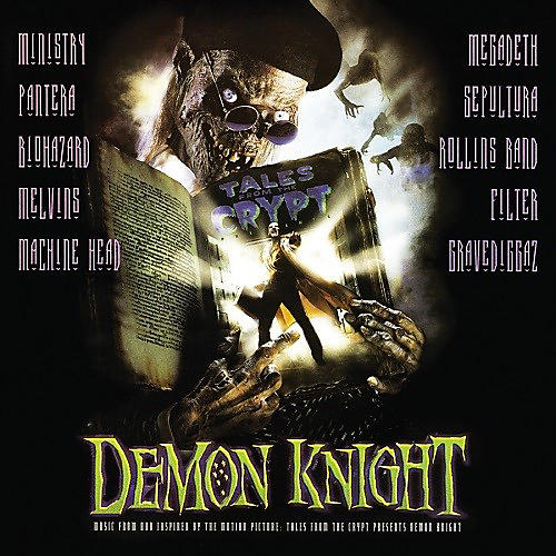 Alliance Demon Knight - Tales From The Crypt Presents: Demon Knight - Ost thumbnail