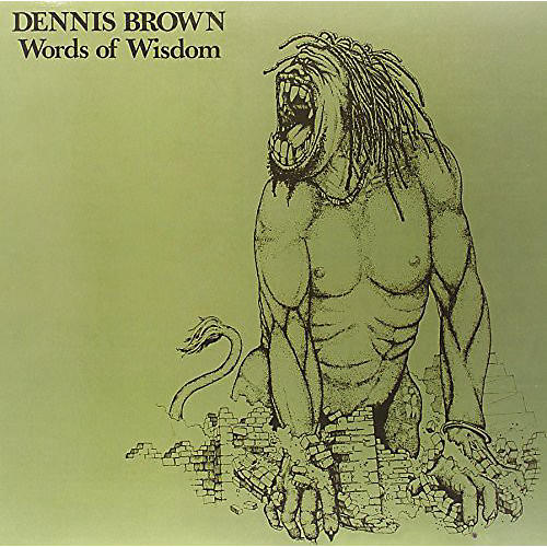 Alliance Dennis Brown - Words of Wisdom thumbnail