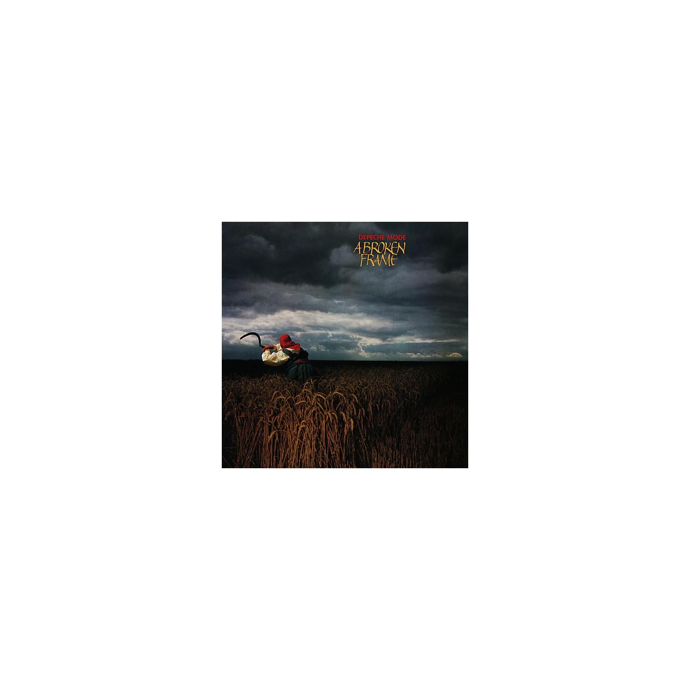 Alliance Depeche Mode - A Broken Frame thumbnail