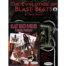 Hudson Music Derek Roddy - Complete Blast Beats Method (Book/CD/DVD Pack) DVD Series Performed by Derek Roddy