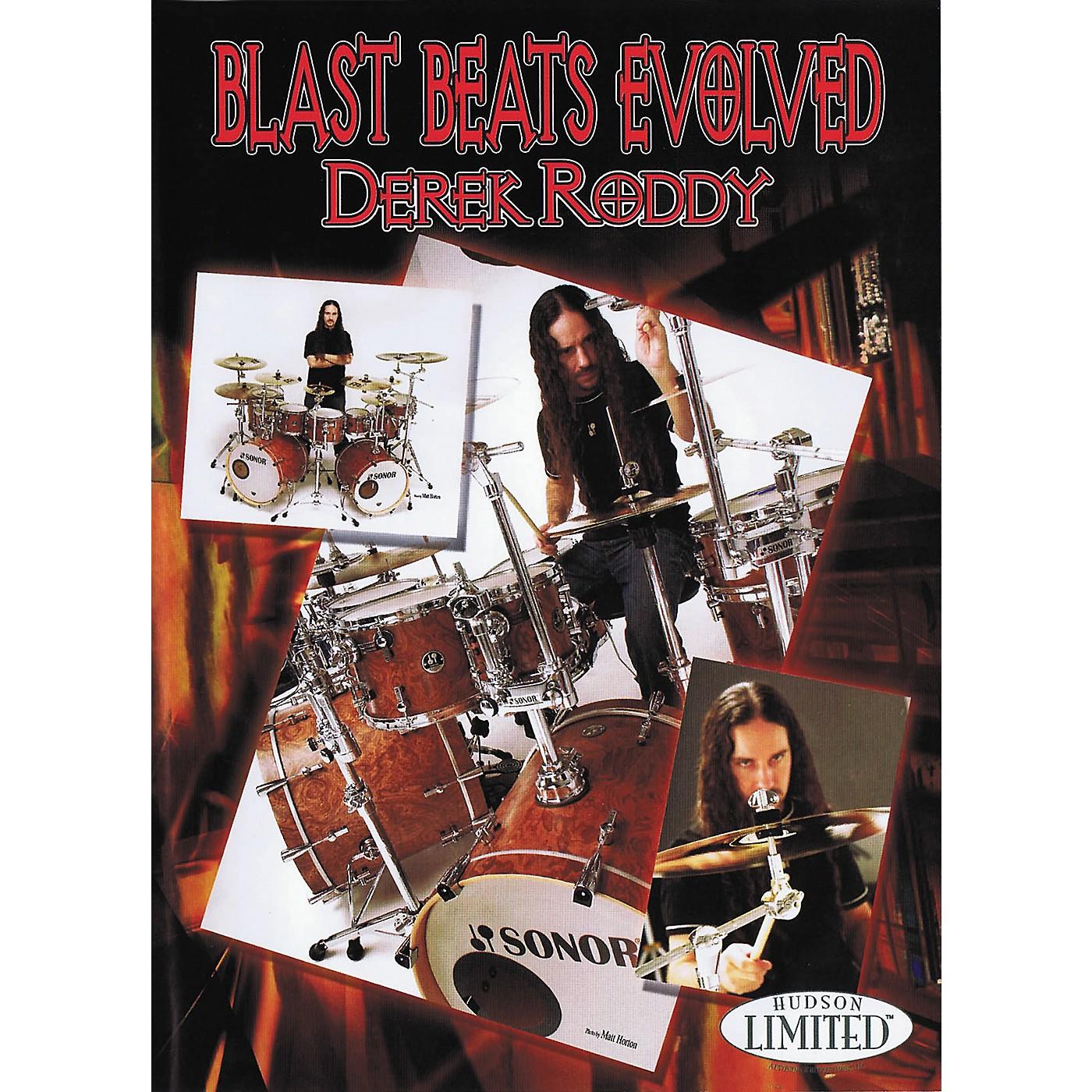 Hudson Music Derek Roddy Blast Beats Evolved (DVD) thumbnail