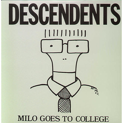 Alliance Descendents - Milo Goes to College thumbnail