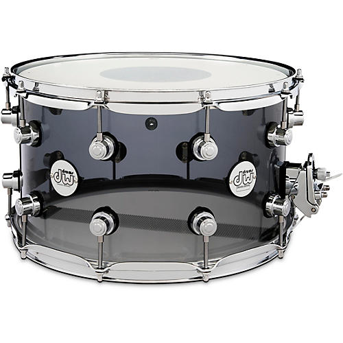 DW Design Series Acrylic Snare Drum thumbnail