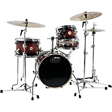 """DW Design Series Mini-Pro 4-Piece Shell Pack with 16"""" Bass Drum"""