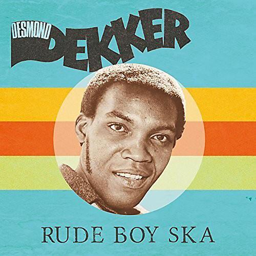 Alliance Desmond Dekker - Rude Boy Skank thumbnail