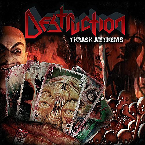 Alliance Destruction - Thrash Anthems thumbnail