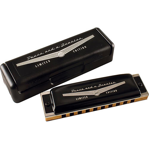 Hohner Deuce and a Quarter Harmonica thumbnail