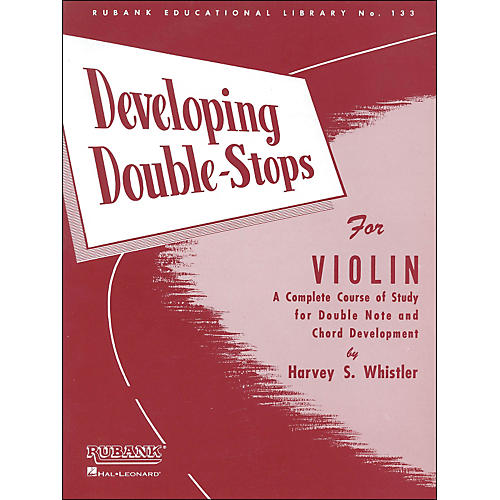 Hal Leonard Developing Double Stops for Violin thumbnail