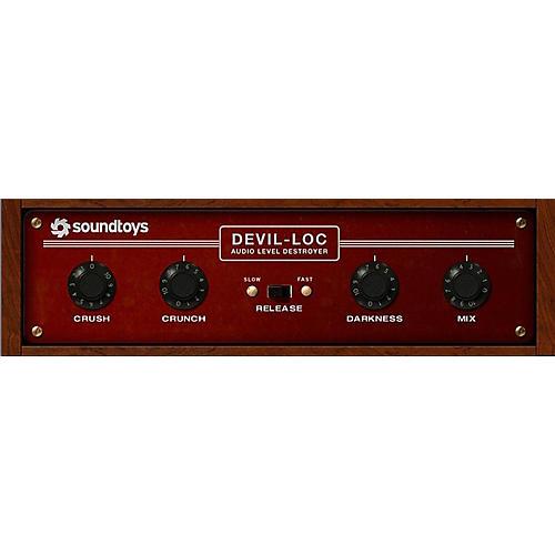 Soundtoys Devil-Loc Deluxe 5 Software Download thumbnail