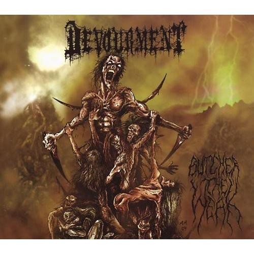 Alliance Devourment - Butcher The Weak thumbnail