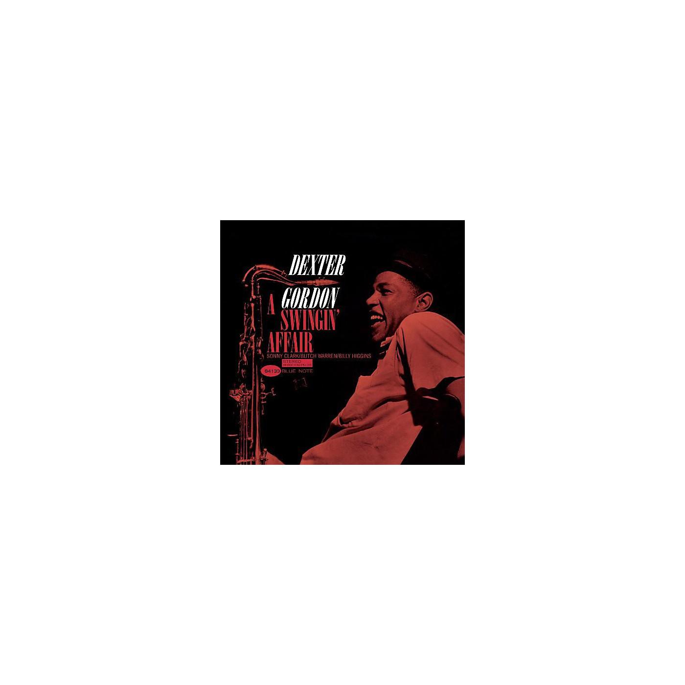 Alliance Dexter Gordon - Swingin Affair thumbnail