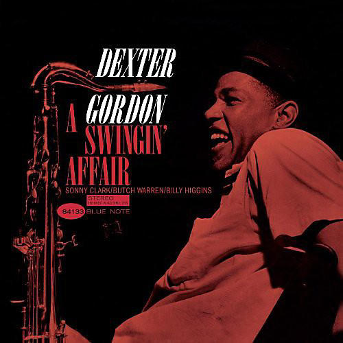 Alliance Dexter Gordon - Swingin Affair thumbnail