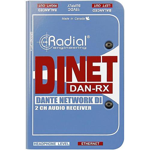 Radial Engineering DiNET DAN-RX Direct Box thumbnail