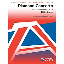 Anglo Music Press Diamond Concerto (Euphonium Concerto No. 3) (Score and Parts) Concert Band Composed by Philip Sparke