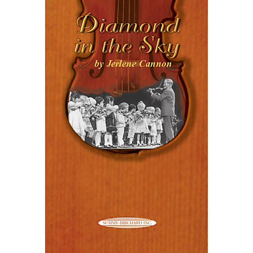 Alfred Diamond in the Sky (A Suzuki Biography) Book thumbnail
