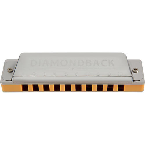 Silver Creek Diamondback Harmonica thumbnail