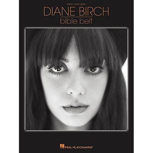 Hal Leonard Diane Birch - Bible Belt PVG Songbook thumbnail