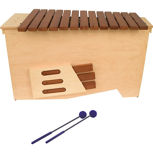 Lyons Diatonic Bass Xylophone with Mallets thumbnail