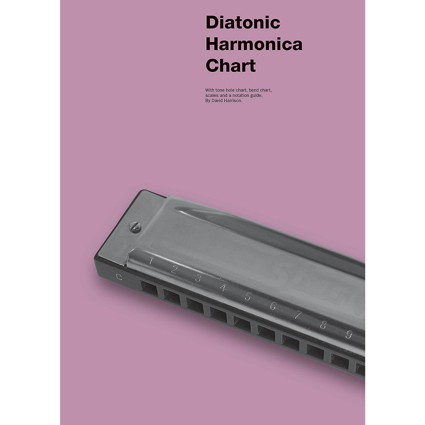 Music Sales Diatonic Harmonica Chart Music Sales America Series Softcover Written by Various thumbnail