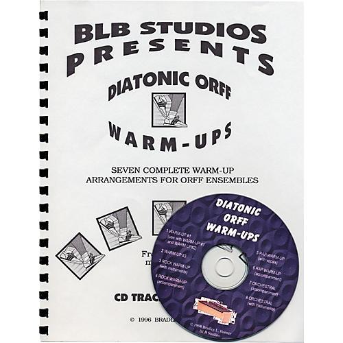 Rhythm Band Diatonic Orff Warm-Ups (Book/CD)-thumbnail