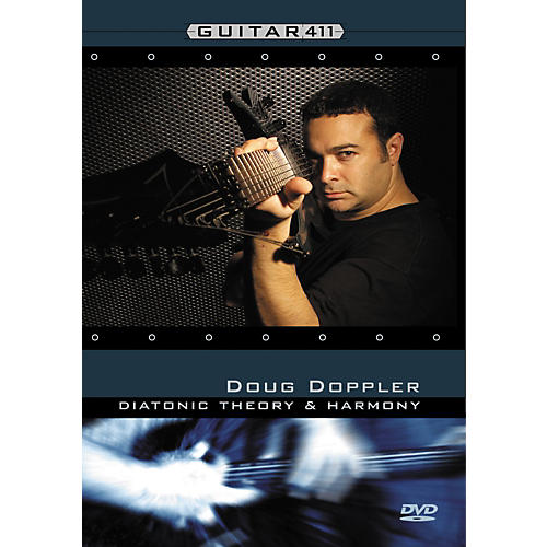 Guitar 411 Diatonic Theory and Harmony (DVD) thumbnail