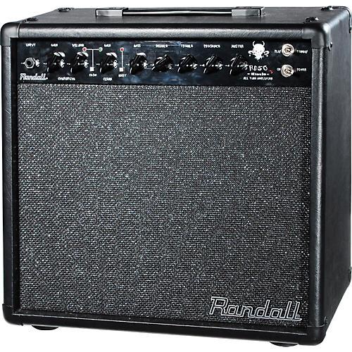 Randall Diavlo Series RD50C 50W 1x12 Tube Guitar Combo Amp thumbnail
