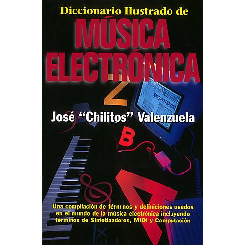 Backbeat Books Diccionario Illustrado de Música Electrónica Book Series Softcover Written by José